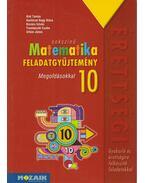 Sokszínű matematika feladatgyűjtemény 10.