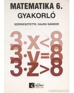 Matematika 6. - Gyakorló