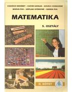 Matematika 5. osztály II. kötet