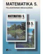Matematika 5. tankönyv feladatainak megoldása