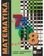 Matematika 7-8. osztályosok számára