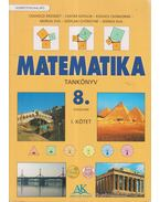 Matematika tankönyv 8. évfolyam I.