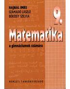 Matematika 9. a gimnáziumok számára