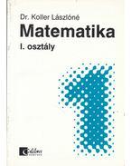 Matematika I. osztály