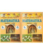 Matematika 6. osztály I-II.