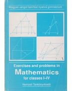 Exerciss and problems in Mathematics for clases I-IV