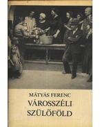 Városszéli szülőföld - Mátyás Ferenc