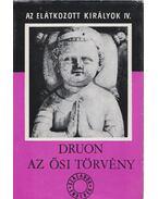 Az ősi törvény - Maurice Druon