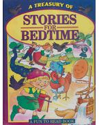 A Treasury of Stories for Bedtime - Mckie, Ann