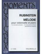 Mélodie Op. 3, No. 1 (Gordonka és zongora)