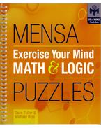 Mensa Exercise Your Mind Math and Logic Puzzles