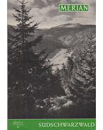 Merian XI. Jahrgang Heft 5. Südschwarzwald