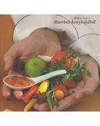 Mesteri ízek a Marriott konyhájából (dedikált)