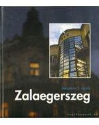 Zalaegerszeg színes képeskönyve - Mészáros T. László