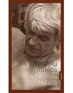 Az atléta halála - Mészöly Miklós