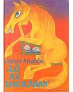 Ló az iskolában - Mezei András