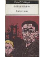 Emberi sors - Mihail Solohov