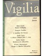 Vigilia 1969. (teljes) - Mihalics Vid (szerk.)