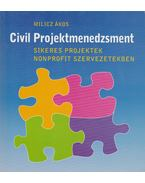 Civil Projektmenedzsment - Milicz Ákos