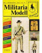 Militaria Modell Magazin 1991/1.