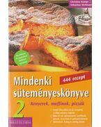 Mindenki süteményeskönyve 2.