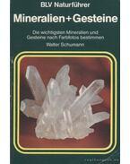 Mineralien + Gesteine