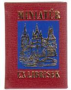 Miniatűr ex librisek (mini)