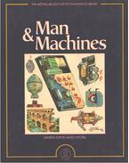 Man & Machines - MITCHELL, JAMES
