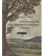 Magyarország táji erdőművelésének alapjai