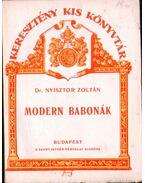 Modern babonák