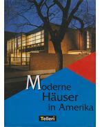 Moderne Hauser in Amerika