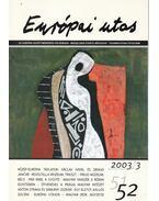 Európai utas 2003/3 - Módos Péter