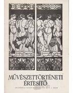 Művészettörténeti értesítő XXXI. évf. 2. szám - Mojzer Miklós