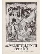 Művészettörténeti értesítő XXXI. évf. 3. szám - Mojzer Miklós