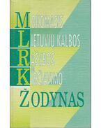 Mokomasis lietuviu  kalbos rasybos ir kirciavimo zodynas