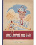 Moldvai mesék (dedikált)