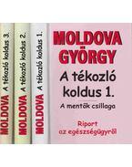 A tékozló koldus I-III. (dedikált) - Moldova György