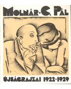 Molnár-C. Pál újságrajzai 1922-1929