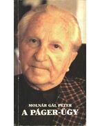 A Páger-ügy - Molnár Gál Péter