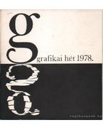 Grafikai hét 1978. május 18-25. - Molnár István