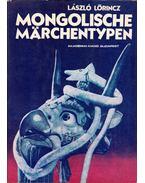 Mongolische Marchentypen (dedikált)