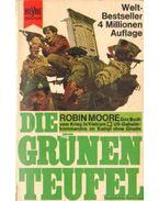 Die Grünen Teufel - Moore, Robin