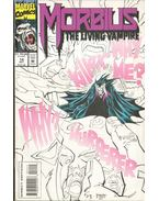 Morbius: The Living Vampire Vol. 1. No. 14