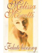Fekete bársony - Moretti, Melissa