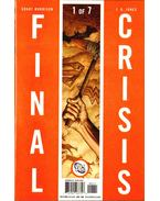 Final Crisis 1. - Morrison, Grant, Jones, J. G.