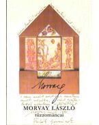Morvay László tűzzománcai (dedikált)