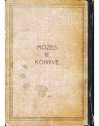Mózes III. könyve
