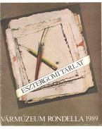 X. Esztergomi Tárlat - Mucsi András