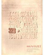Művészet 1964. október V. évf. 10. szám