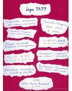 Magyar variációk (hegedű és zongora)
